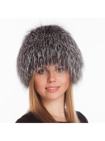 Меховая шапка Сноп bluefrost