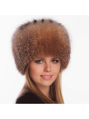 "Меховая шапка ""Барбара Кристал"""