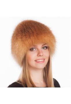 Меховая шапка Сноп